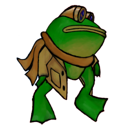 The Rewards Bouncy Frog